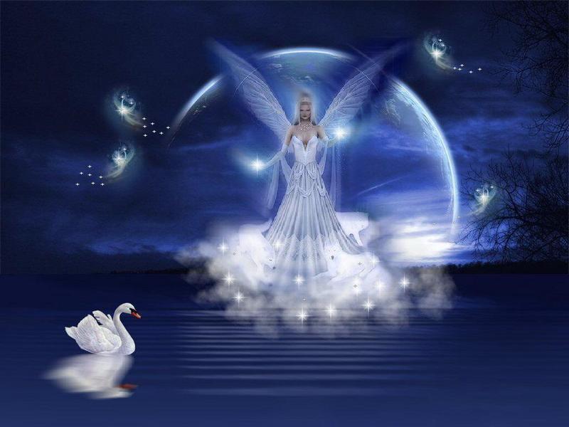 Валери Доннер 4-8-18 ... «Мира Высшего совета Плеяд: Все движется вперед» An-angel-s-love